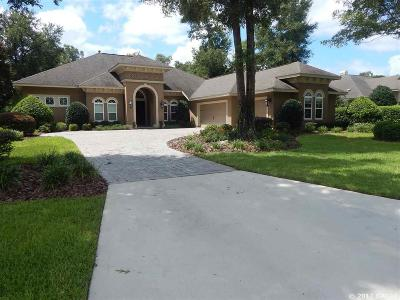 Gainesville Single Family Home For Sale: 10375 SW 37th Place