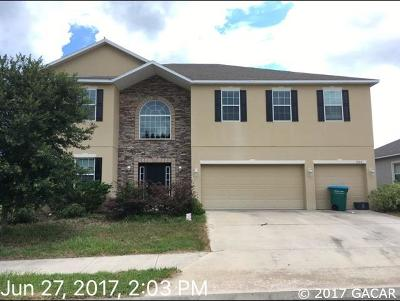 Newberry Single Family Home For Sale: 1064 SW 242nd Terrace