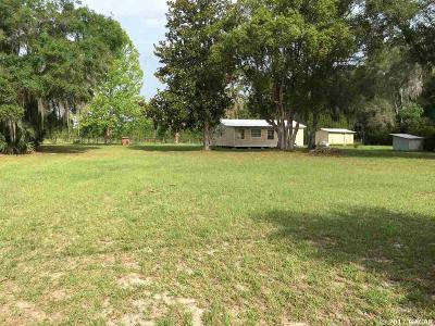 Hawthorne Single Family Home For Sale: 13308 S County Road 325