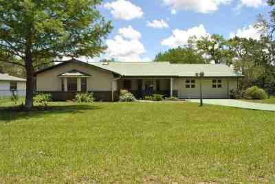 Williston FL Single Family Home For Sale: $194,900