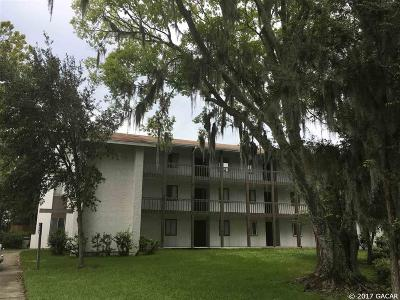 Gainesville Condo/Townhouse For Sale: 6519 W Newberry Road #401