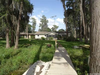 Melrose Single Family Home For Sale: 210 SE 5th Avenue
