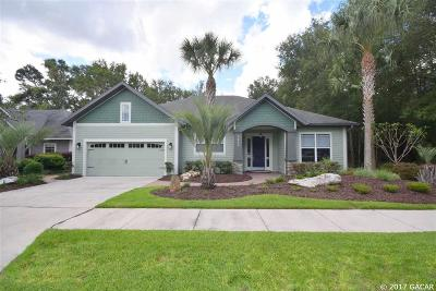 Gainesville Single Family Home For Sale: 8963 SW 80 Avenue