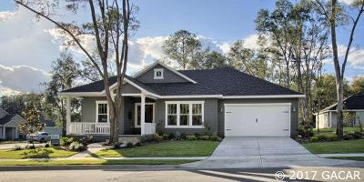 Alachua Single Family Home For Sale: 16730 NW 167th Drive
