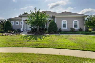 Gainesville Single Family Home For Sale: 2709 NW 137TH Terrace