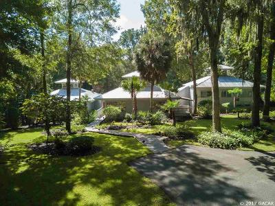 Gainesville Single Family Home For Sale: 9417 NW 59th Lane