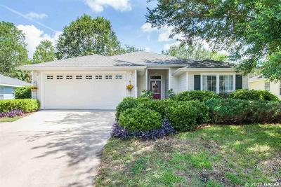 Alachua Single Family Home For Sale: 6258 NW 106th Place