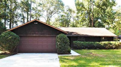 Gainesville Single Family Home For Sale: 6527 NW 27th Place