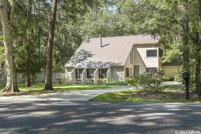 Gainesville Single Family Home For Sale: 6025 NW 13th Place