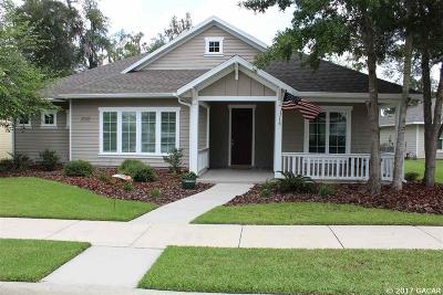 Alachua Single Family Home For Sale: 16578 NW 166 Road