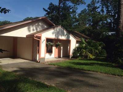 Gainesville Single Family Home For Sale: 3114 NW 75TH Way