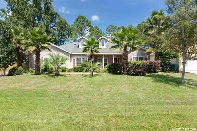 Alachua Single Family Home For Sale: 12005 NW 71st Terrace