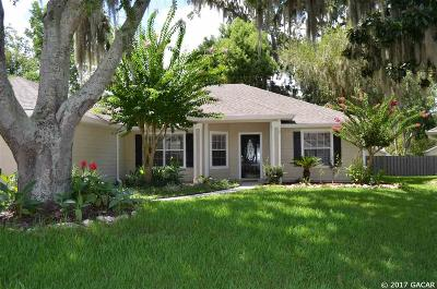 Gainesville Single Family Home For Sale: 7815 SW 50th Road