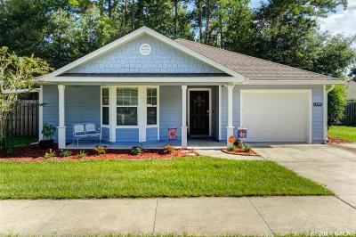 Alachua Single Family Home For Sale: 13707 NW 157th Place