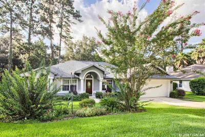 Gainesville Single Family Home For Sale: 1426 NW 100th Terrace