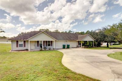 Alachua Multi Family Home For Sale: 6521 NW 109TH Place