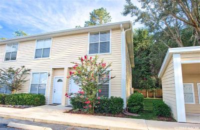 Gainesville FL Condo/Townhouse For Sale: $119,900
