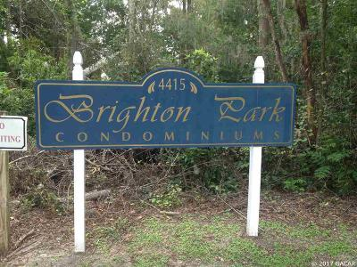 Gainesville FL Condo/Townhouse For Sale: $99,500