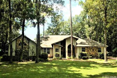 Ocala Single Family Home For Sale: 1622 SE 29 Terrace