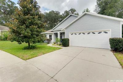 Gainesville Single Family Home For Sale: 1550 SW 66th Drive
