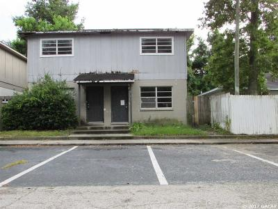 Gainesville Multi Family Home For Sale: 2613 SW 33RD Place