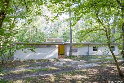 Gainesville Single Family Home For Sale: 6818 NW 65th Avenue