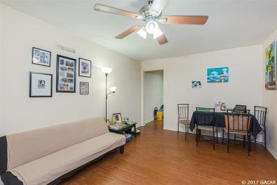 Gainesville Condo/Townhouse For Sale: 501 NW 15th Avenue #2