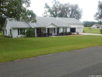 Williston FL Single Family Home For Sale: $255,900