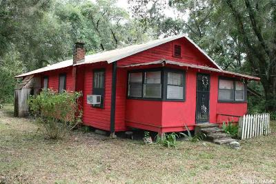 Gainesville Single Family Home For Sale: 1331 SE 43rd Street