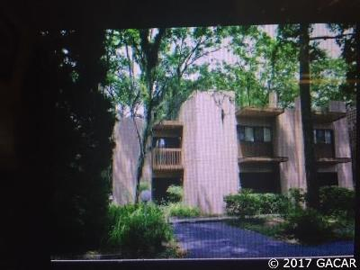 Gainesville Condo/Townhouse For Sale: 417 NW 39th