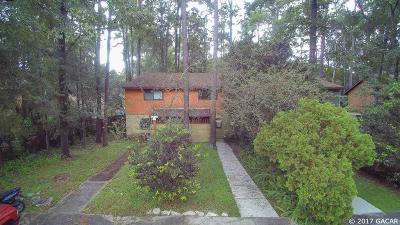 Gainesville Condo/Townhouse For Sale: 6936 SW 45th Avenue