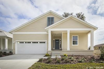Gainesville Single Family Home For Sale: 1509 NW 121st Way