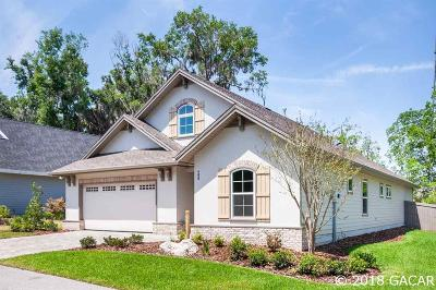 Newberry Single Family Home For Sale: 480 NW 136th Street