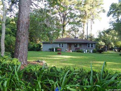 Gainesville Single Family Home For Sale: 2234 SE 41st Avenue