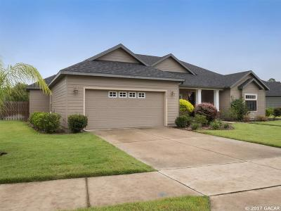 Gainesville Single Family Home For Sale: 8205 NW 44 Drive