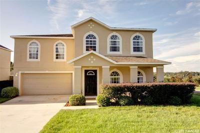 Alachua Single Family Home For Sale: 14387 NW 160 Lane