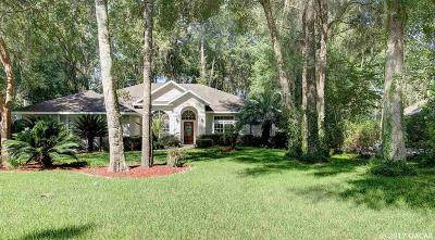 Gainesville Single Family Home For Sale: 2114 SW 102 Terrace