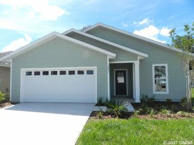 Alachua Single Family Home For Sale: 12222 NW 162nd Drive