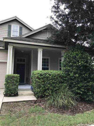 Gainesville Single Family Home For Sale: 8739 SW 25TH Road