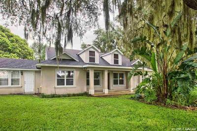 Hawthorne Single Family Home For Sale: 7031 SE 216th Terrace