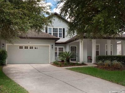 Gainesville Single Family Home For Sale: 2547 NW 94th Drive