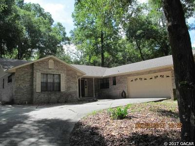 Melrose Single Family Home For Sale: 688 28th Way
