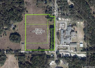Residential Lots & Land For Sale: TBD 10.7 Acres SW 170th Street
