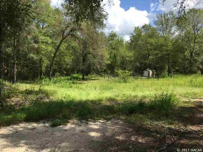 Residential Lots & Land Closed: 10791 NE 106 Court