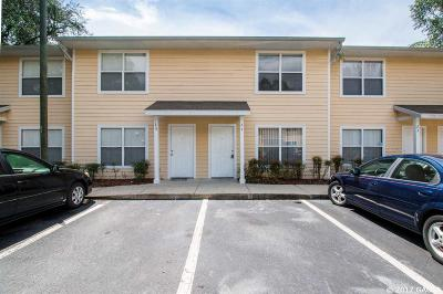 Gainesville Condo/Townhouse For Sale: 2636 SW 35th Place #24