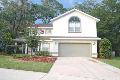 Gainesville Single Family Home For Sale: 1542 SW 66TH Drive