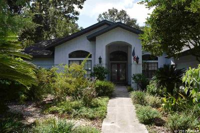 Gainesville Single Family Home For Sale: 4511 NW 12 Place