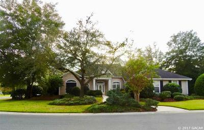 Gainesville Single Family Home For Sale: 8815 SW 11th Avenue