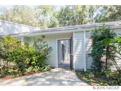 Gainesville FL Condo/Townhouse For Sale: $70,000