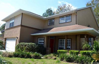 Gainesville FL Single Family Home For Sale: $305,000